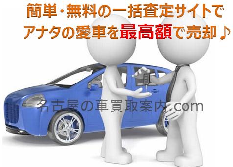 車買取案内 イメージ