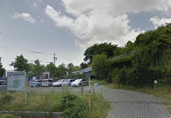 滝の水公園 駐車場